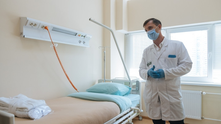 Во Владимирской области закрывают еще один «ковидный» госпиталь