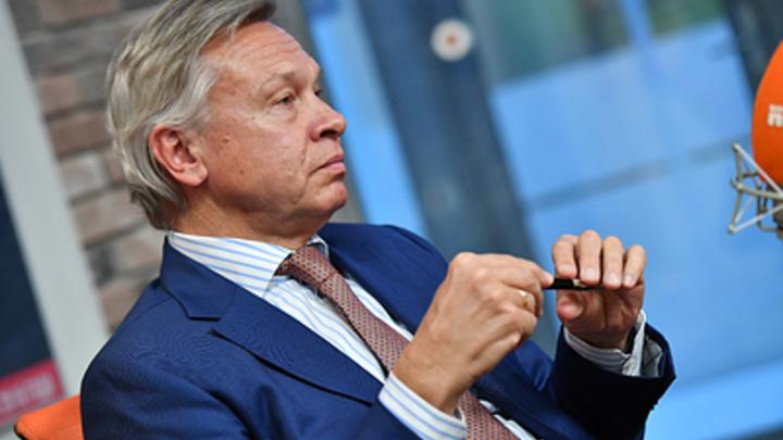Трудно нанести по ЕС удар большей силы: Пушков разгромил мечты Зеленского о Евросоюзе