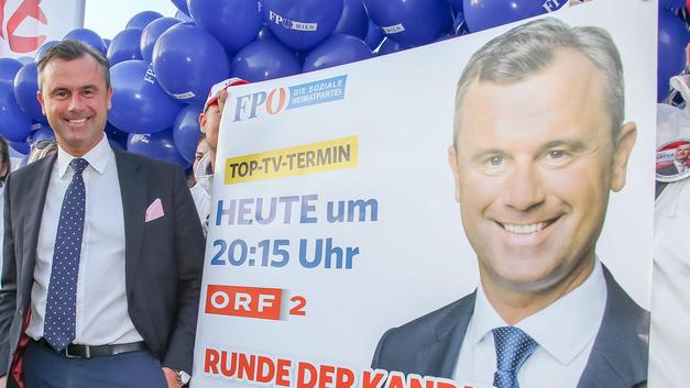 Выборы президента в Австрии: Онлайн-трансляция