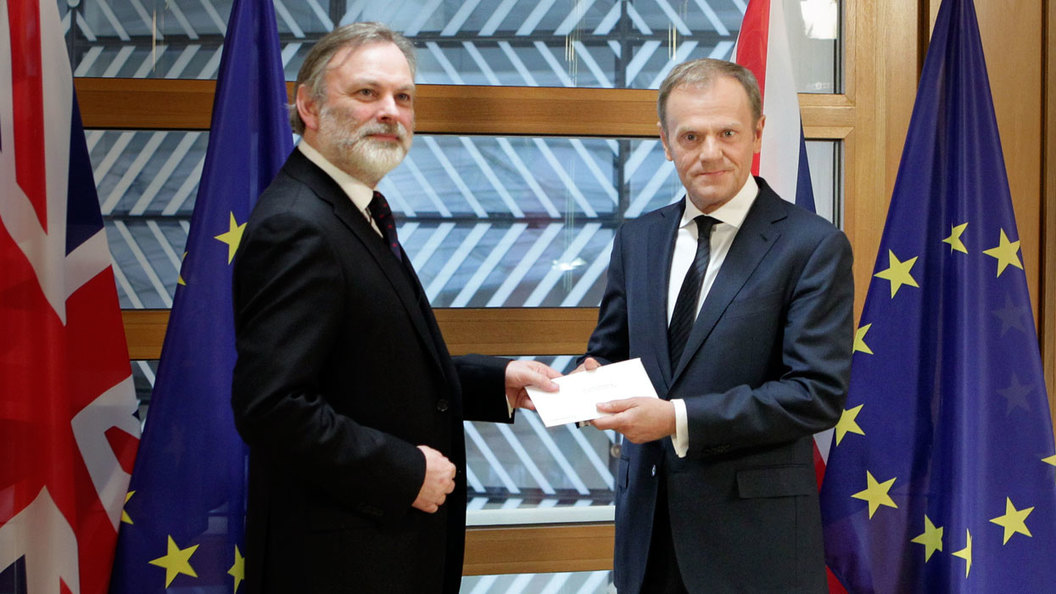 Брюссель и Лондон обнародовали планы предстоящих баталий