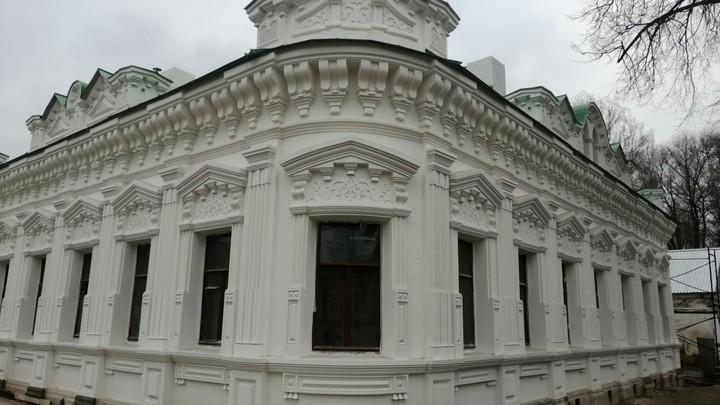 В Вязниках заканчивается реставрация станции скорой помощи