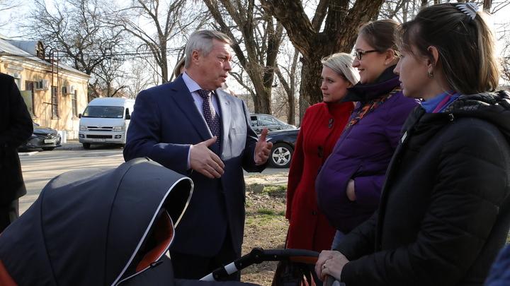 Голубев рассказал о возможности дальнейшей отмены ковид-ограничений в Ростовской области