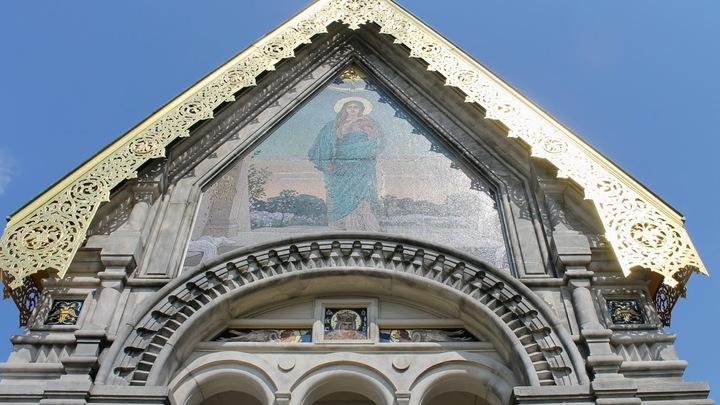 Церковь пережила и приход к власти нацистов, и массированную бомбардировку британцев в 1944 году.  Фото: Евгений Криницын
