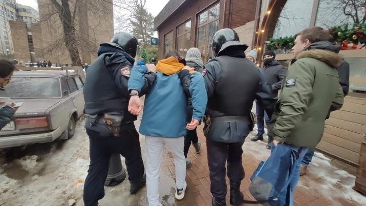 Вязать будут жёстко: Силовики в Ростове не станут церемониться с участниками новой акции протеста