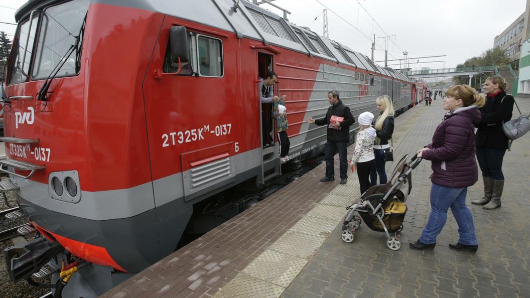 Более тысячи пассажиров сняли с поездов из-за размыва путей на Дальнем Востоке
