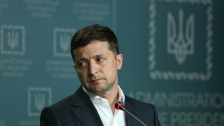 В телеэфире у Соловьева показали матерное обращение к Зеленскому. Видео