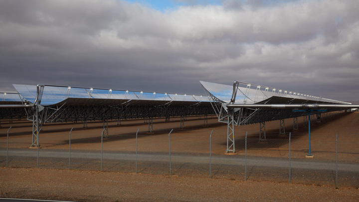 На Алтае появится уникальная солнечная станция