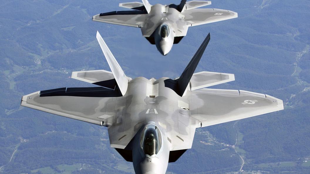Американские ВВС пожаловались наневидимость русских истребителей вСирии