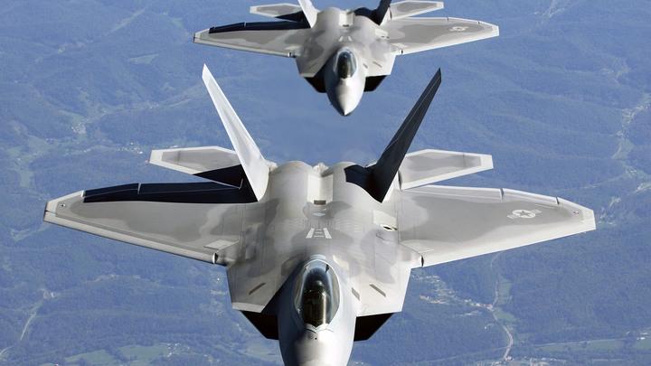 Позор ВВС США: Американские военные жалуются на неспособность отследить самолеты России