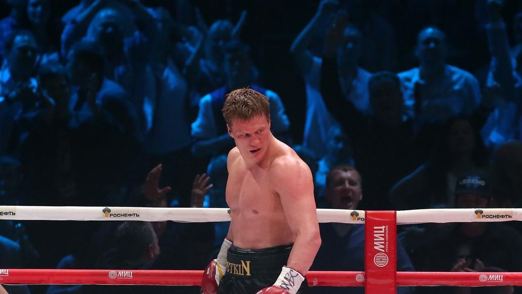 Русский боксер Поветкин одержал оглушительную победу над Прайсом