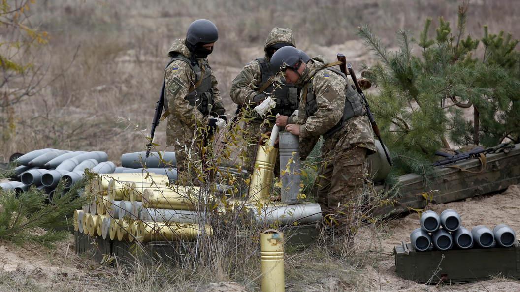 Киев заявил о провале операции в Донбассе