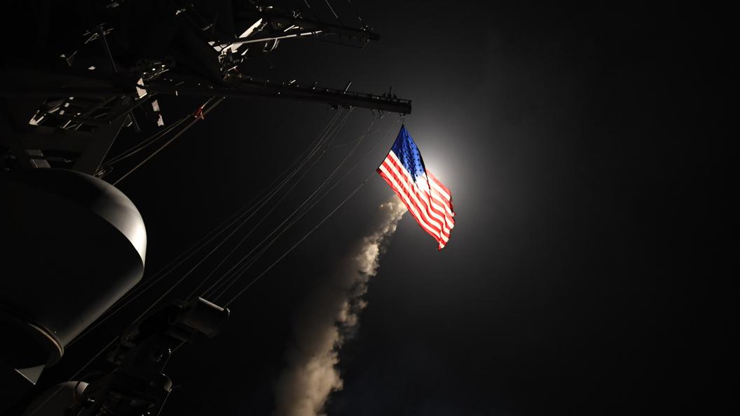 США сбили бомбардировщик Асада, бомбивший коалицию— Конфликт вСирии