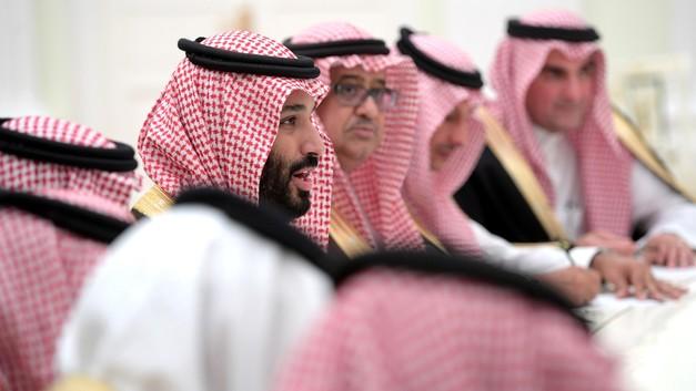 Эр-Рияд заморозил счета десятков подозреваемых в коррупции