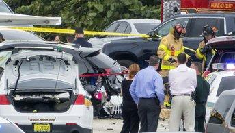 Число погибших в школе во Флориде увеличилось в семь раз