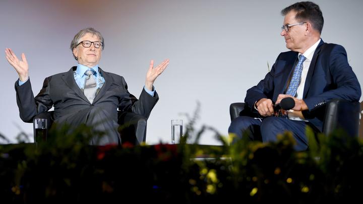 Их цель - это рабство: Гейтс и Ко используют пандемию для насаждения цифрового фашизма - эксперт