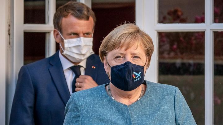 Германия и Франция решили, как накажут Россию за отравление Навального