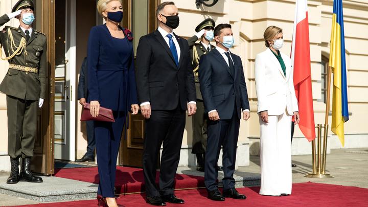 Дуда случайно сдал своих в Киеве: Что польский спецназ делает на Украине?