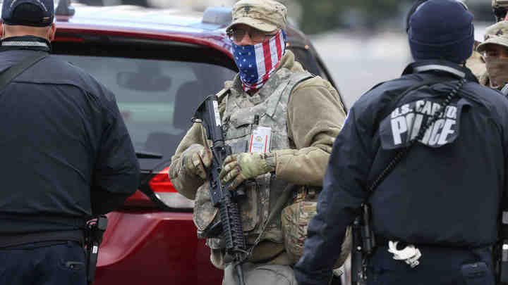 Пока суд расправляется с Трампом, в Миннеаполисе началась стрельба