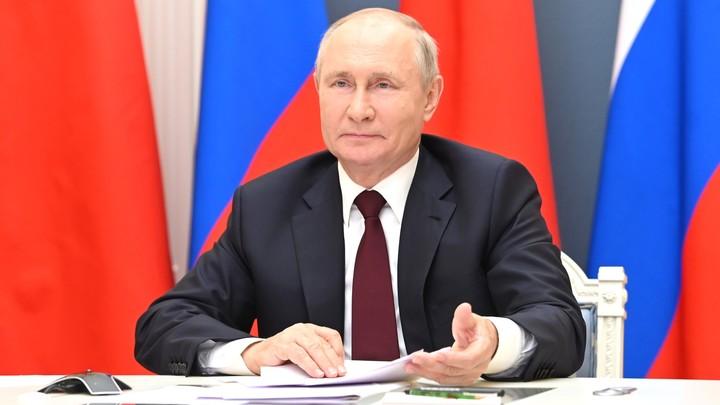 Русские и украинцы - один народ: Путин назвал вредителей на Украине