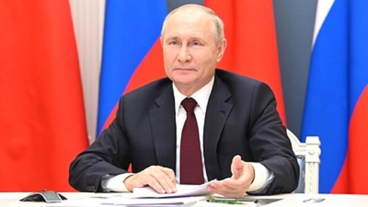 Путин приземлил в России иностранных IT-гигантов