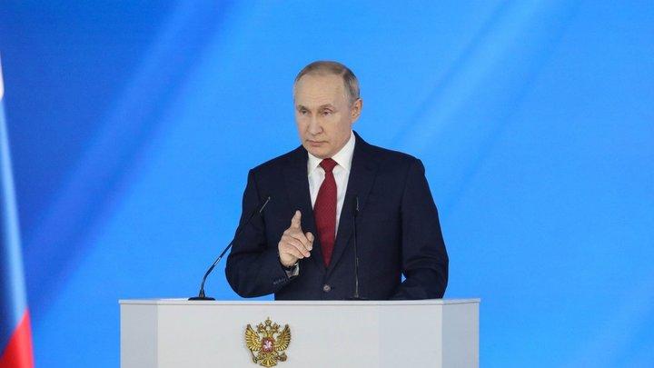 Это не работа, а судьба: Путин высказался о двух президентских сроках подряд