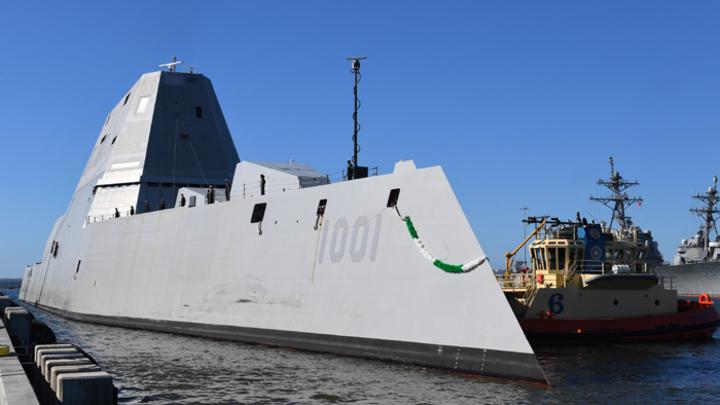 Второй «утюг» введён в состав ВМС США