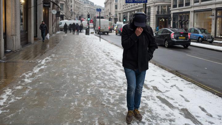 Зима наступает - страховщики предлагают населению застраховаться от травм на льду