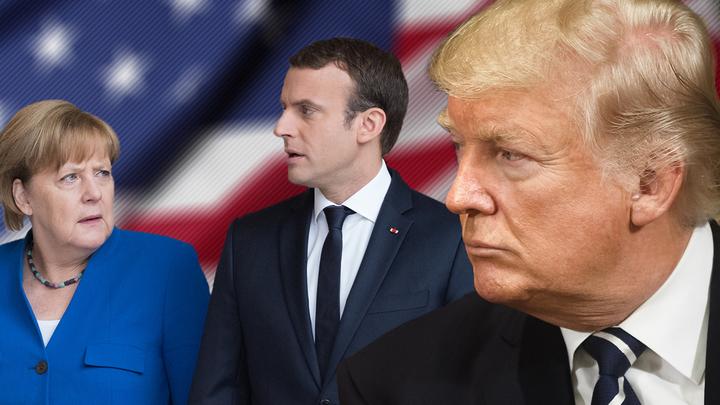 США бьют Европу тарифами, ядерной сделкой с Ираном и российскими санкциями