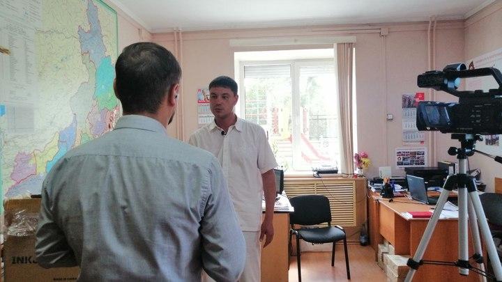 Забайкальский варяг опубликовал первые интервью кандидатов в депутаты Госдумы