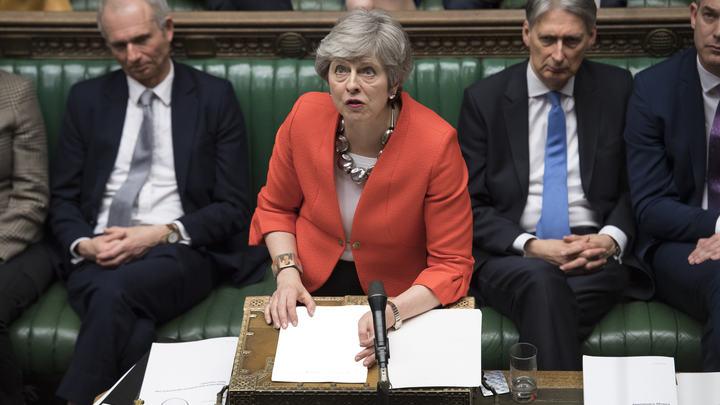 Развод с Евросоюзом отложен, но Brexit всё равно состоится: Тереза Мэй решилась на шантаж британского парламента