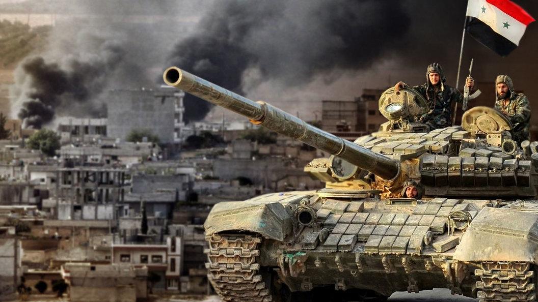 Сирия: возобновление штурма Алеппо и раздел страны