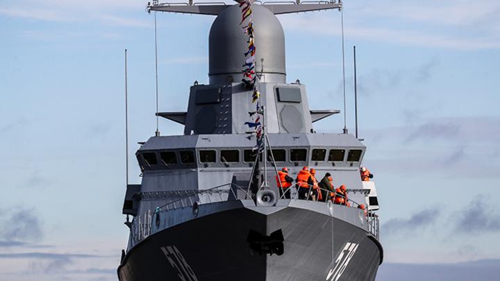 Россия выпускает в море ещё одного смертельно опасного «жучка»
