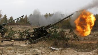 ОБСЕ обвинила Украину в нарушении запрета на тяжелую технику в Донбассе