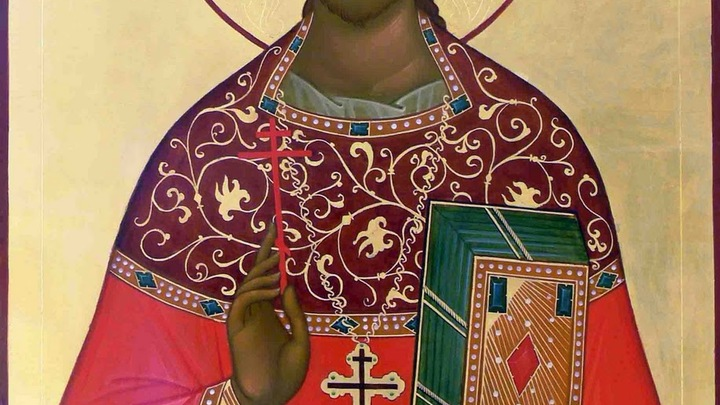 Священномученик Иоанн Кочуров