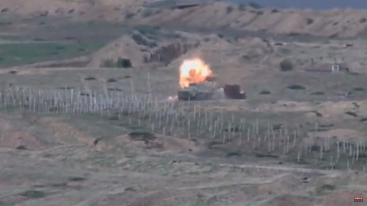 Азербайджан превращается в провинцию Турции: Военкор заявил о прямой угрозе для России в Карабахе