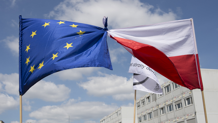 В Польше нашли останки десятков русских