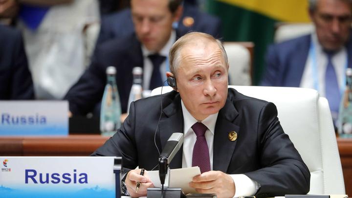 Путин выступил за расширение функций миротворцев ООН в Донбассе