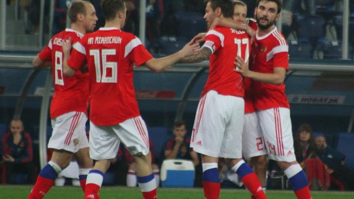 Россия будет играть с Бразилией и Францией без вожака