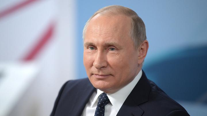 Путин смеется над вами: Запад может только топать ногами и жалобно выть - пресса США