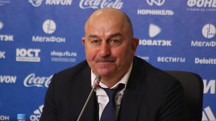 Станислав Черчесов: Хочется атаковать