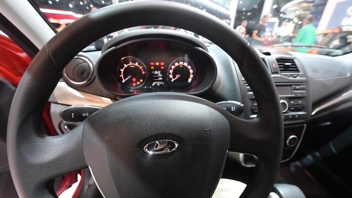 Рост ставки НДС сказался на цене отечественных автомобилей Lada