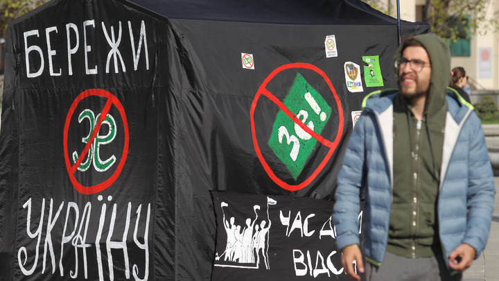 Порошенко - новая должность, Зеленскому - сделка с Россией