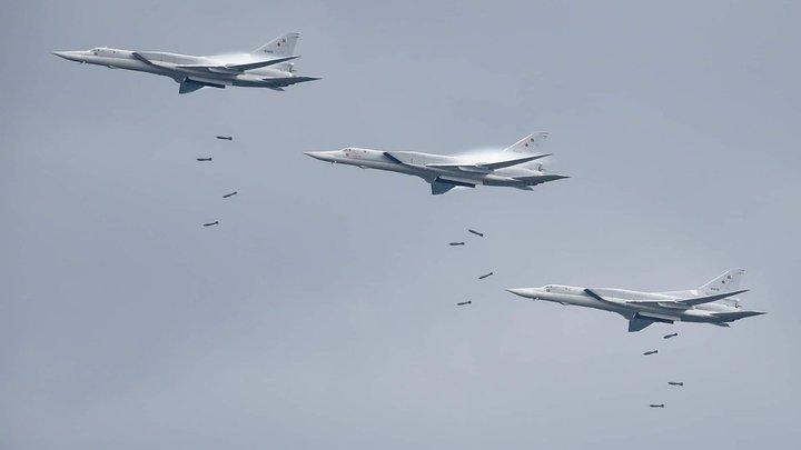 Российские лётчики отомстили в Сирии