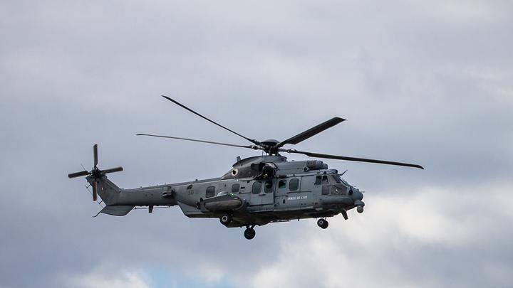 Взлетел и пропал: В Греции ищут вертолёт НАТО