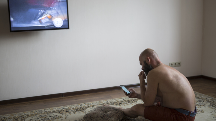 Чёрный и с бородой: США показали, как выглядит русский князь