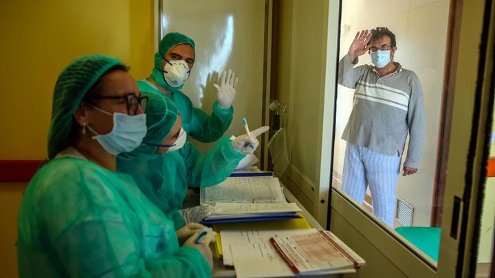 Как это могло произойти? Десятки людей в онкодиспансере Белгорода заболели коронавирусом