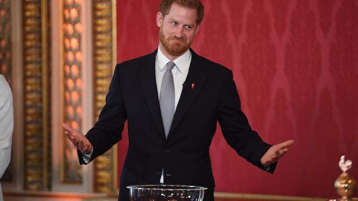 Скрытые послания? В речи принца Гарри нашли неожиданный подтекст