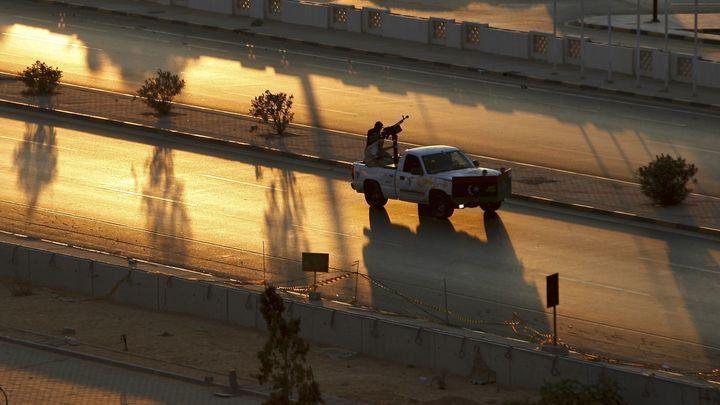 Что они делают в Ливии?: Упавший под Триполи беспилотник Израиля вызвал вопросы экспертов