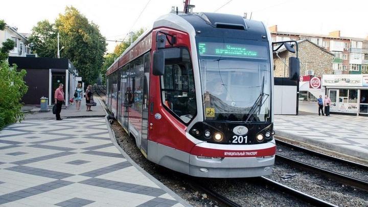 В Краснодаре запретят авто ездить по трамвайным путям и построят еще несколько трамвайных маршрутов