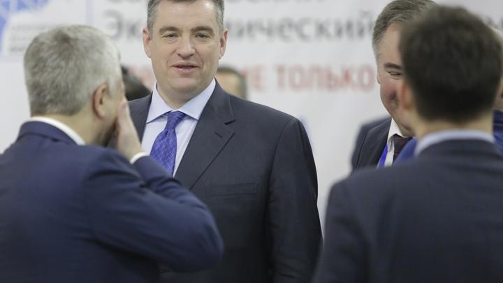 Взаимопонимание достигнуто: Слуцкий рассказал о позитивных моментах встречи Путина и Макрона
